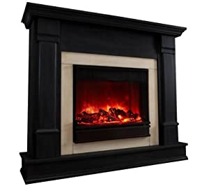 Real Flame Silverton Electric Fireplace Gel Fuel Fireplaces