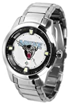 Maine Black Bears Titan Steel Watch