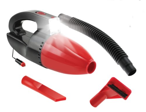Fineauto 12V Auto Vacuum Cleaner With Led Light front-71288