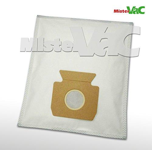 10x-Staubsaugerbeutel-geeignet-Miele-S-126-De-Luxe-Clean-Air
