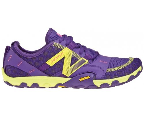 New Balance New Balance Womens WT10PL2 Trail Running Shoes 7B purple