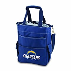 NFL San Diego Chargers Activo Tote by Picnic Time