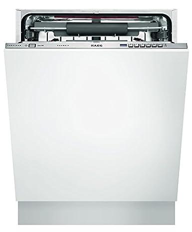 AEG 911434309 Lave-vaisselle 44 dB A++ Argent