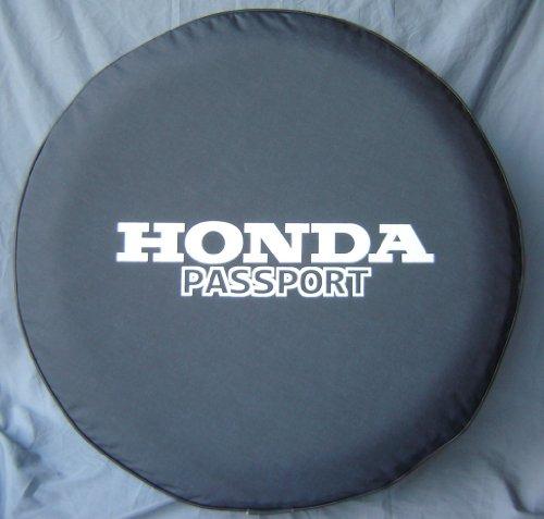 Covers Automotive Store: Honda Passport Heavy Vinyl Spare Tire Cover W/  Honda Passport Logo