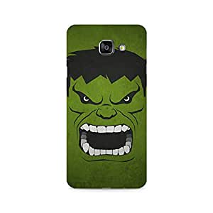 High Quality Printed Cover Case for SAMSUNG A510 2016 Model - Hulk Minimalist