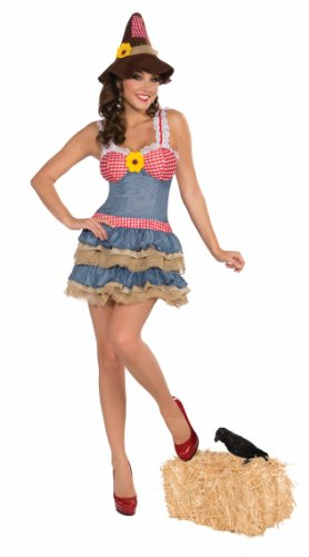 Forum Novelties Women's Sultry Scarecrow Costume