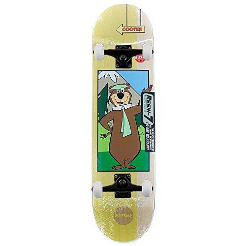 presque-skateboards-yogi-bear-r7-maladie-cooper-pro-skateboard-complet-206-cm