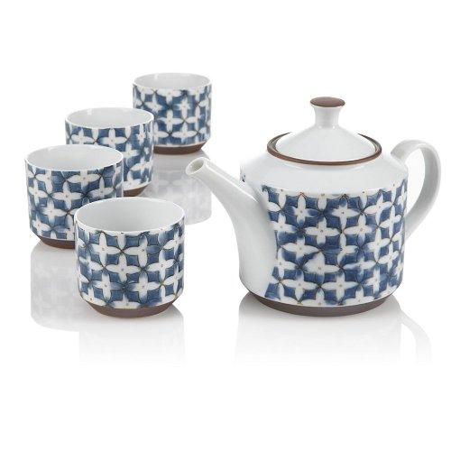 Teavana Blue Jasmine Teapot Set