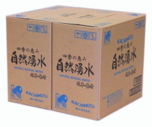 [2CS] 四季の恵み 自然湧水 岐阜・養老 (2L×6本)×2箱