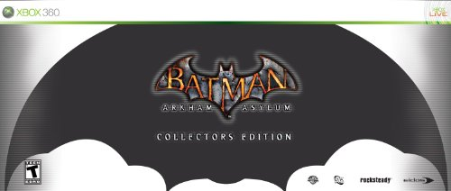 Batman: Arkham Asylum [Collector's Edition]