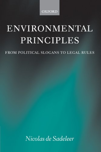 Environmental Principles: From Political Slogans to Legal Rules