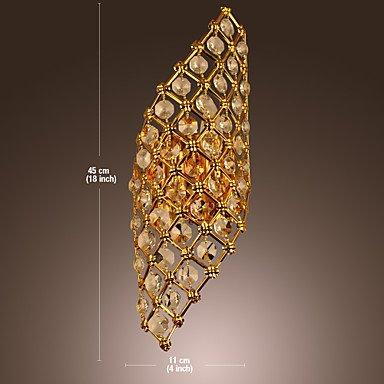 Chandeliers muraux - Traditionnel/Classique - Cristal/Ampoule incluse