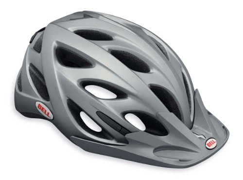 Bell Muni Bicycle Road Helmet Matte Titanium, Universal Sizing