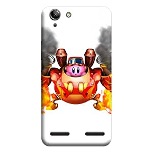 iCover Premium Printed Mobile Back Case Cover With Full protection For Lenovo K5 Plus (Designer Case)