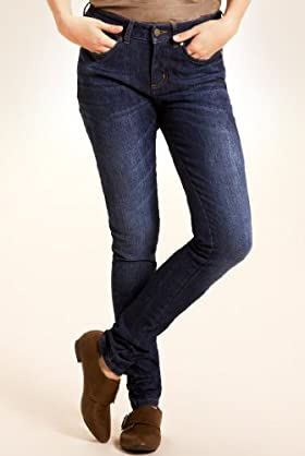 Limited Collection Washed Skinny Denim Jeans