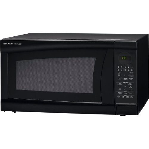 sharp carousel sensor 1100w microwave manual