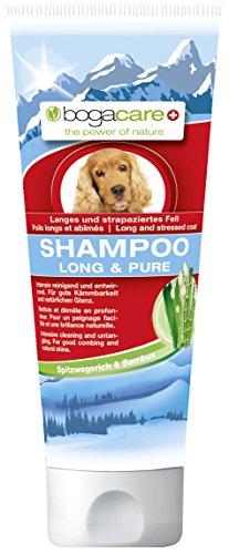 Bild: Bogacare Ubo0489 Shampoo Long und Pure für Hund 200 ml