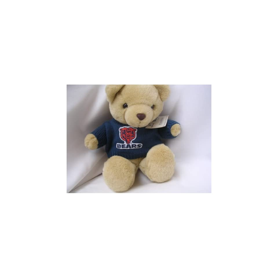 Chicago Bears NFL Teddy Bear Plush Toy 12 Collectible