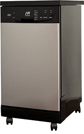 $^# Cheap SPT 18-Inch Portable Dishwasher