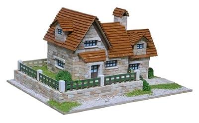 Chalet Building Set Model Kit