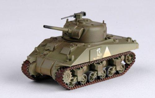 Easy Model 1:72 - M4 Tank (Mid.) - 6th Armored Div. - EM36251
