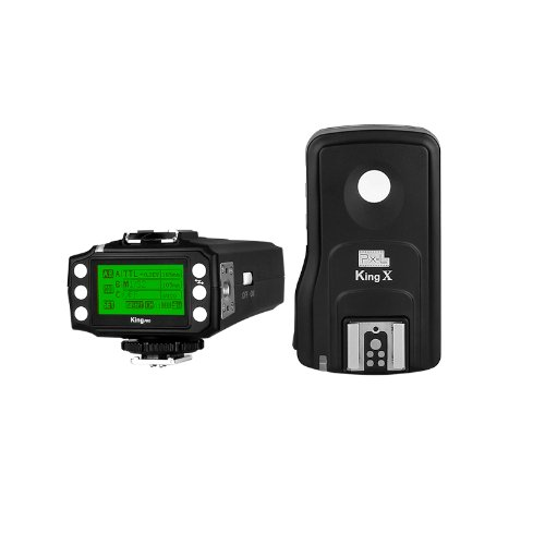 Pixel King Pro E-TTL Wireless Flash Trigger for Canon