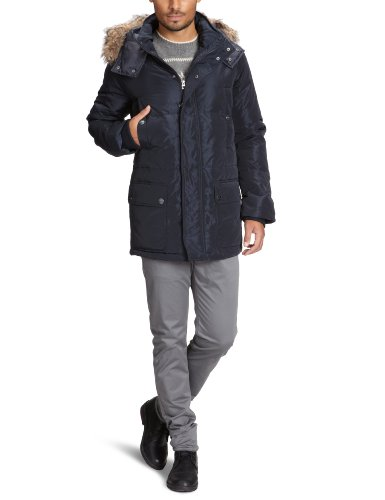Matinique Men's D46388002 Hampstead Parka Blue (210 Navy) 52