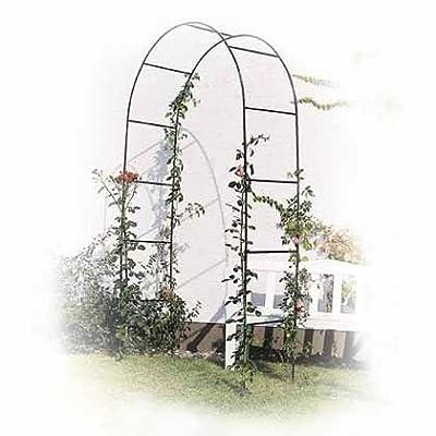 Rosenbogen 240cm hoch - Rankenbogen von Relaxdays - Gartenmöbel von Du und Dein Garten