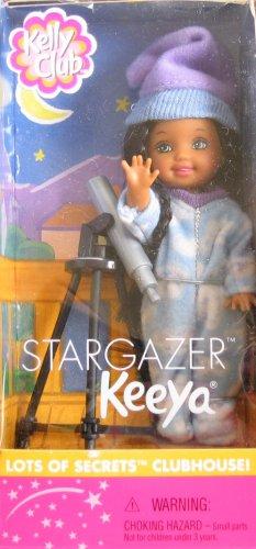 Barbie Kelly Club Stargazer Keeya Doll With Telescope