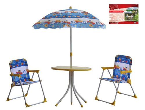 Redwood BB-KS200 Kids Garden Furniture Set
