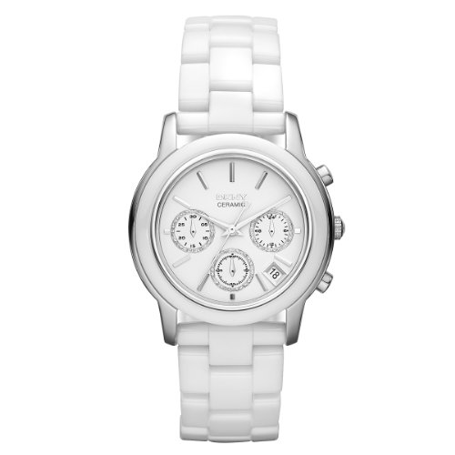 DKNY Ladies Ceramix Fashion Watch NY8313