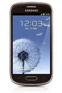 Samsung Galaxy S3 mini I8190 - Smartphone libre (pantalla táctil de 10,2 cm (4