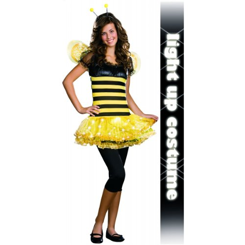 Junior Busy Lil' Bee Costume - Teen X-Small