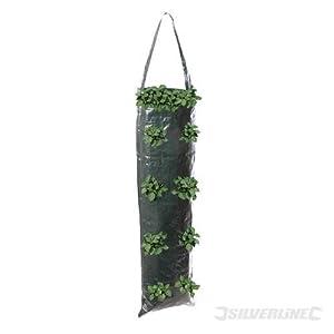 Silverline 264904 2 sacs de culture à suspendre 700 x 220 mm