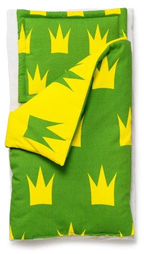 Imagen principal de Micki 10.2089.00 - Juego de cama para muñecas en color verde/amarillo