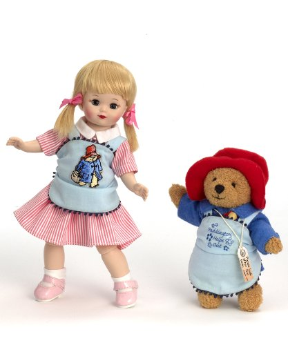 "Madame Alexander 8"" Paddington Bear Helps Out front-394243"