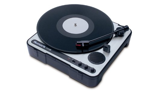 Lowest Price! Numark PT01USB Turntable