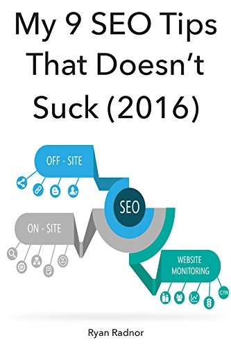 My 9 SEO Tips That Doesn't Suck (2016)