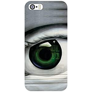 Apple iPhone 5S Back Cover - Abstract Designer Cases