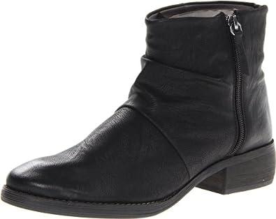 C Label Women's Cathy-5 Boot,Black,5.5 M US