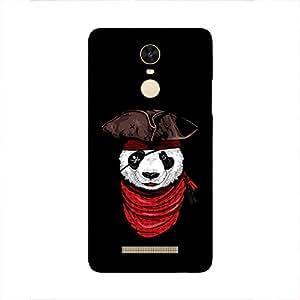 Back cover for Redmi Note 3 Pirate Panda
