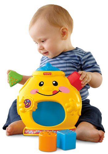Fisher-Price Laugh and Learn Cookie Shape Surprise at Sears.com