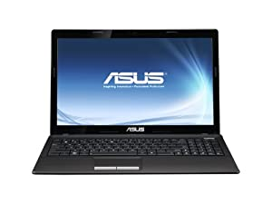 ASUS A53U-EH11 15.6-Inch Versatile Entertainment Laptop (Mocha) by Asus