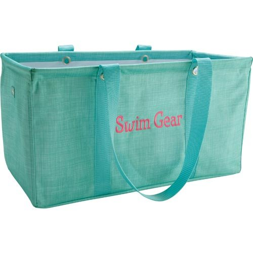 retired thirty one large utility tote bag
