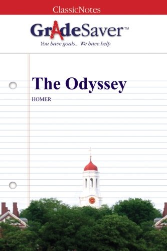 the odyssey summary book 1