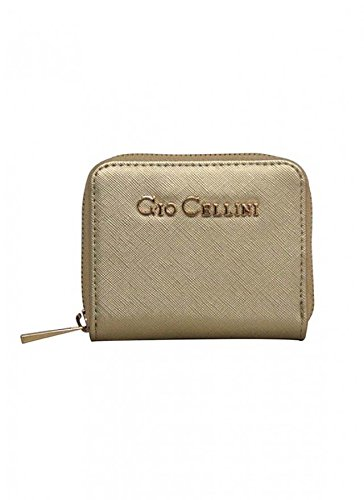 GIO CELLINI - Portafoglio donna c150 oro