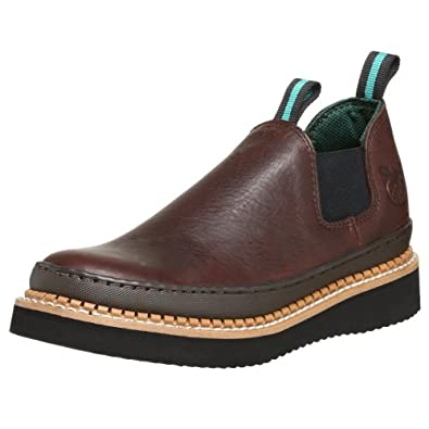 Georgia Boot Men's Georgia Giant Casual Work Boot,Brown,7.0 M