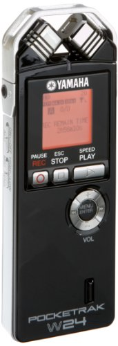 Yamaha Pocketrak W24 Pocket Recorder