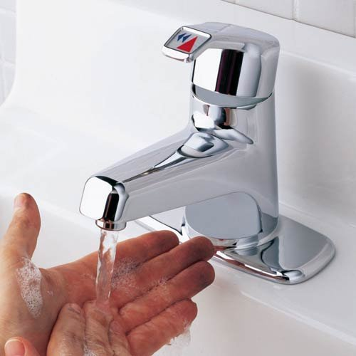 Westbrass D262H-07 Docalorah Two-Handle Instant Hot//Cold Water Dispenser Faucet with Instant Hot Tank Satin Nickel