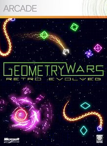 Geometry Wars Evolved [Online Game Code]